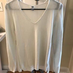 Soft Cream/white Sweater